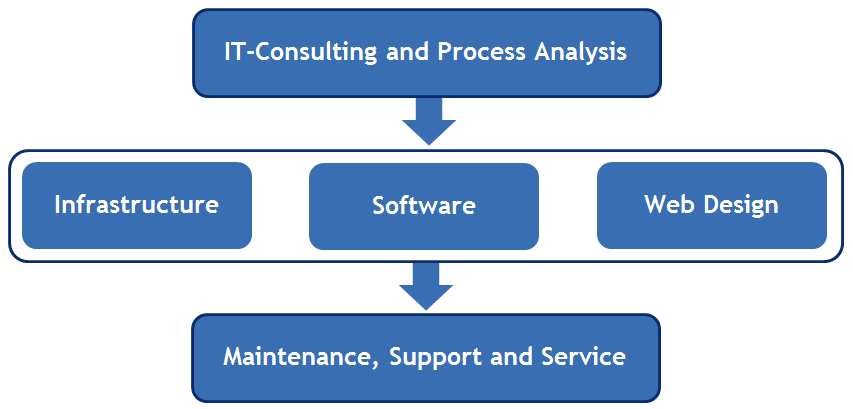 IT-Consulting and Process Analysis